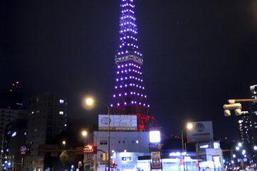 忘れられない東京の名所・名跡「東京タワー」夜景編 TOKYO TOWER 02