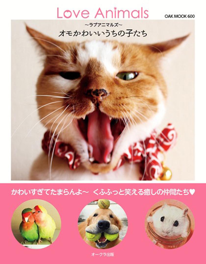 Love Animals ~オモかわいいうちの子たち~