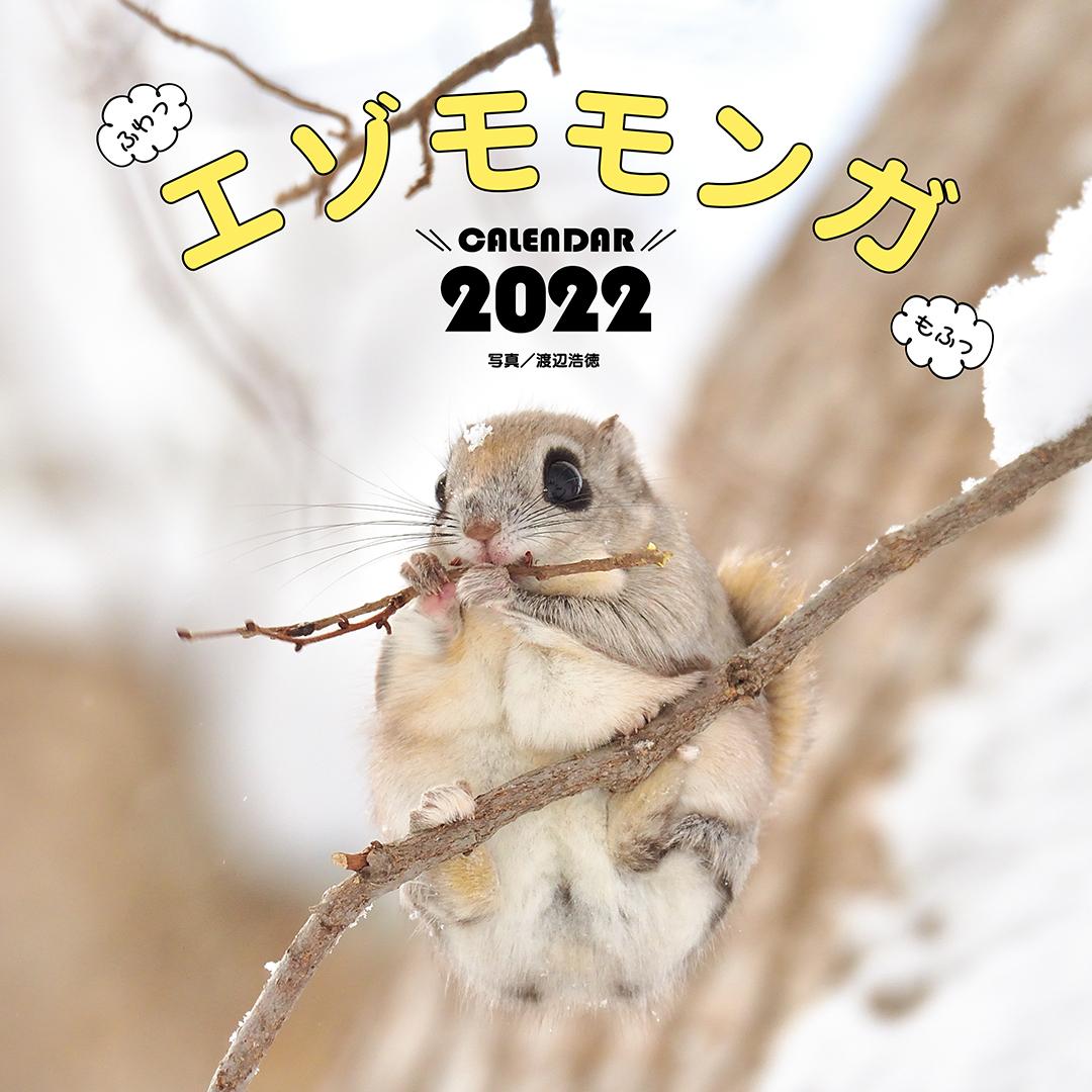 エゾモモンガカレンダー2022